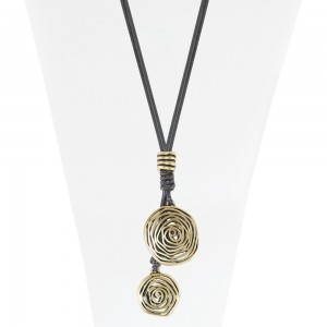 Necklace Gold 17-090289