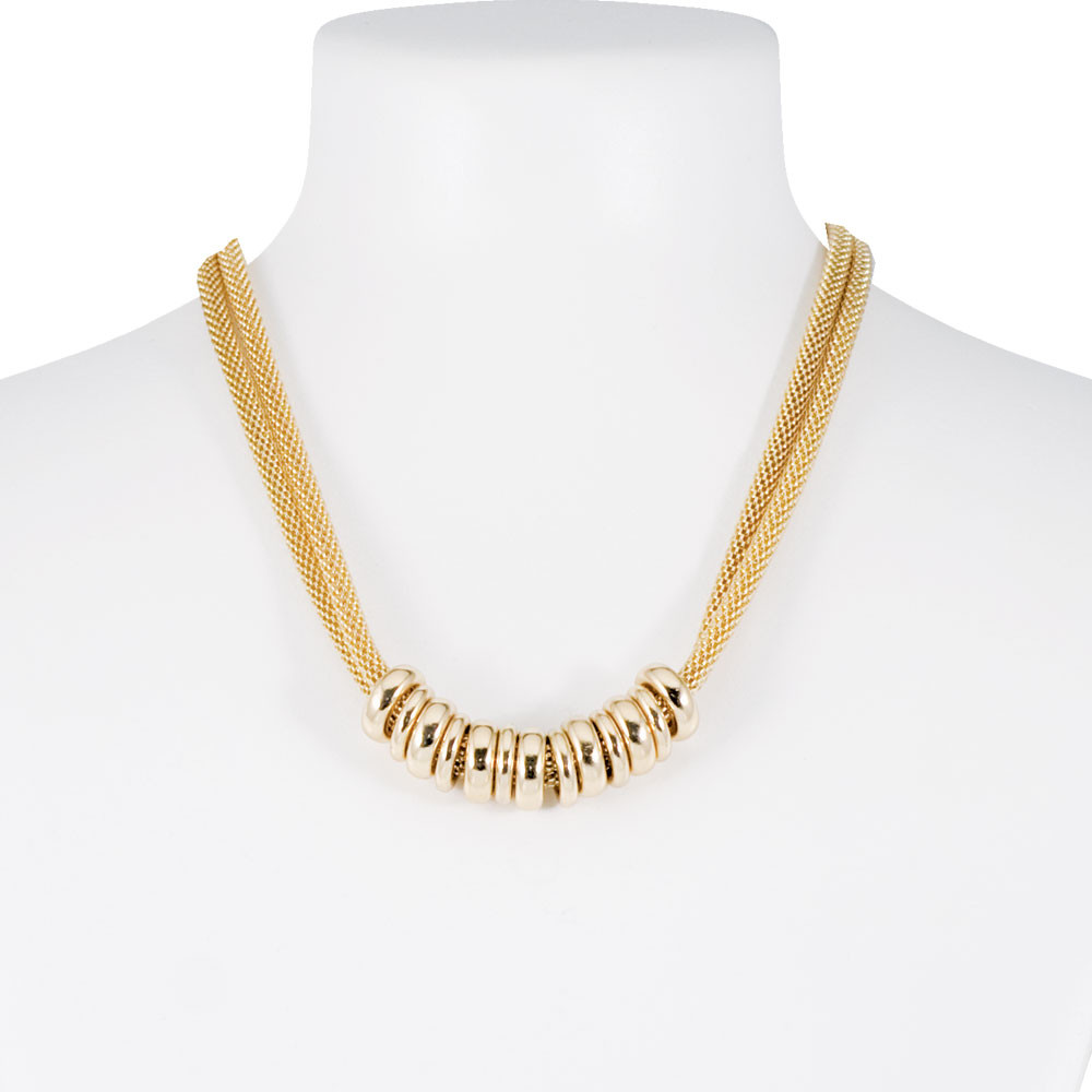 Necklace Gold 3-86046