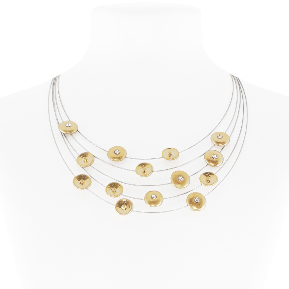 Necklace Gold 40-089313