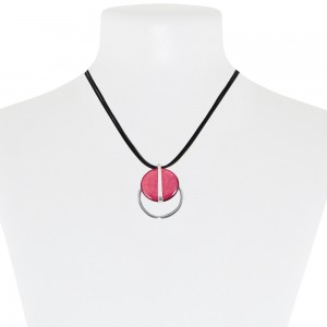 Necklace Pink 10-088002