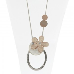 Necklace Sand 22-088378