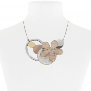 Necklace Sand 23-088347