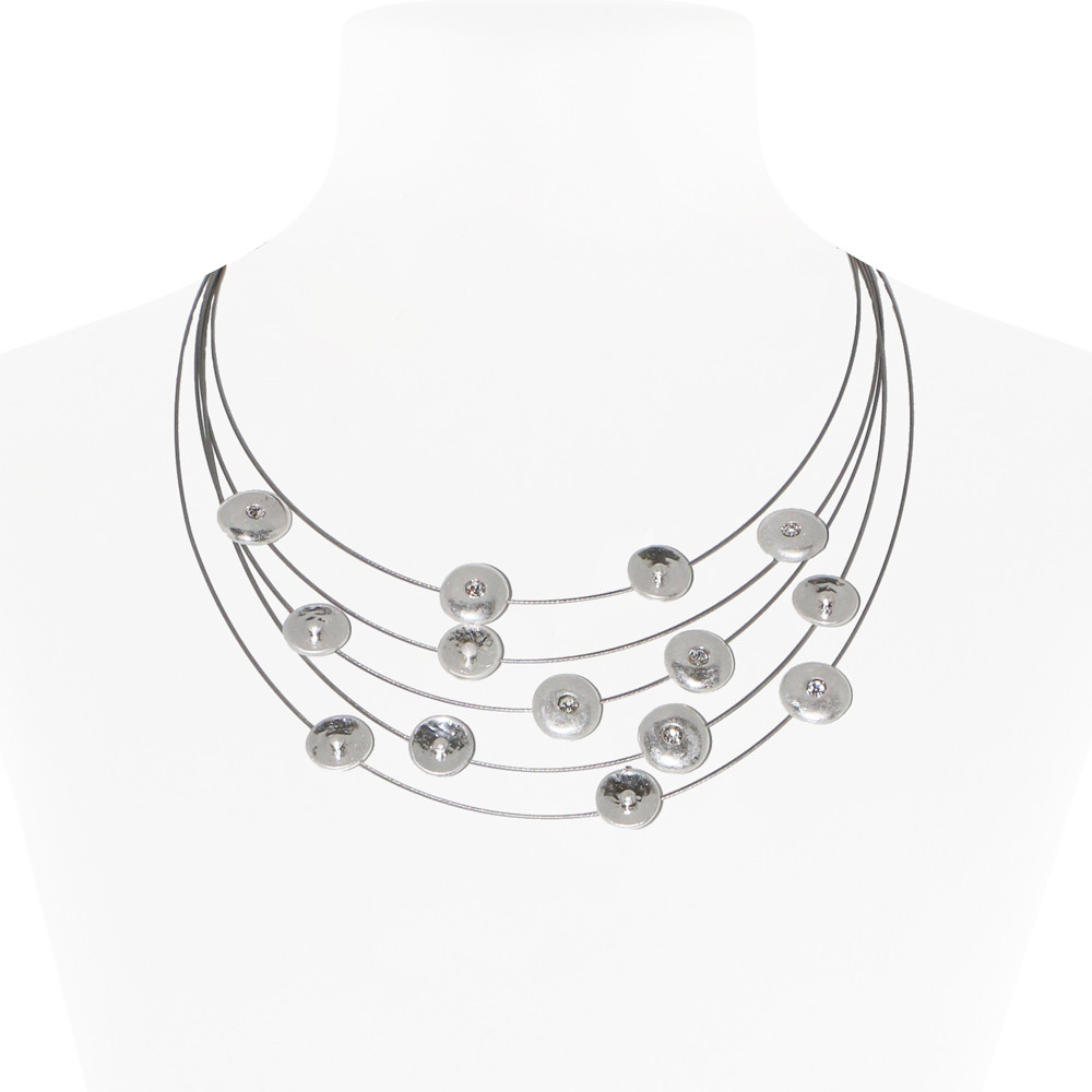 Necklace Silver 40-089306
