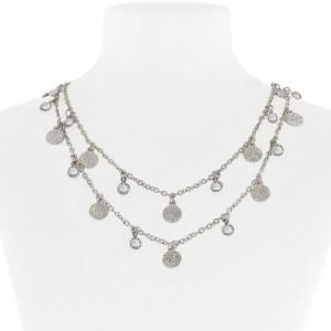 Necklace Silver 42-089122