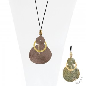 Necklace Taupe 09-088170