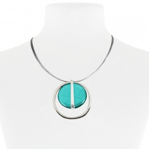 Necklace Teal 10-087951