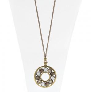 Necklace Terra 14-090111