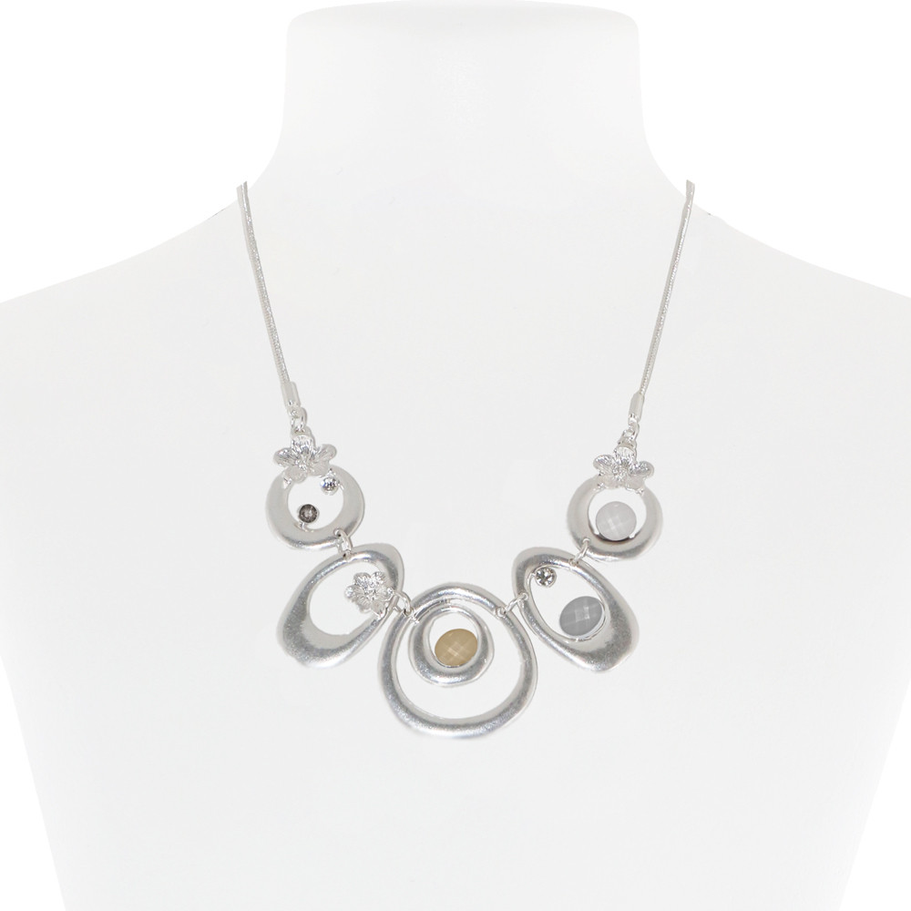 Necklace White 04-088866