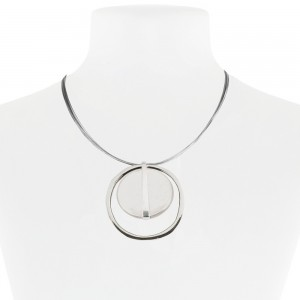 Necklace White 10-087937