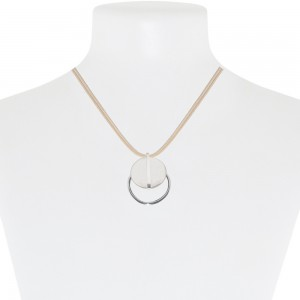 Necklace White 10-087999