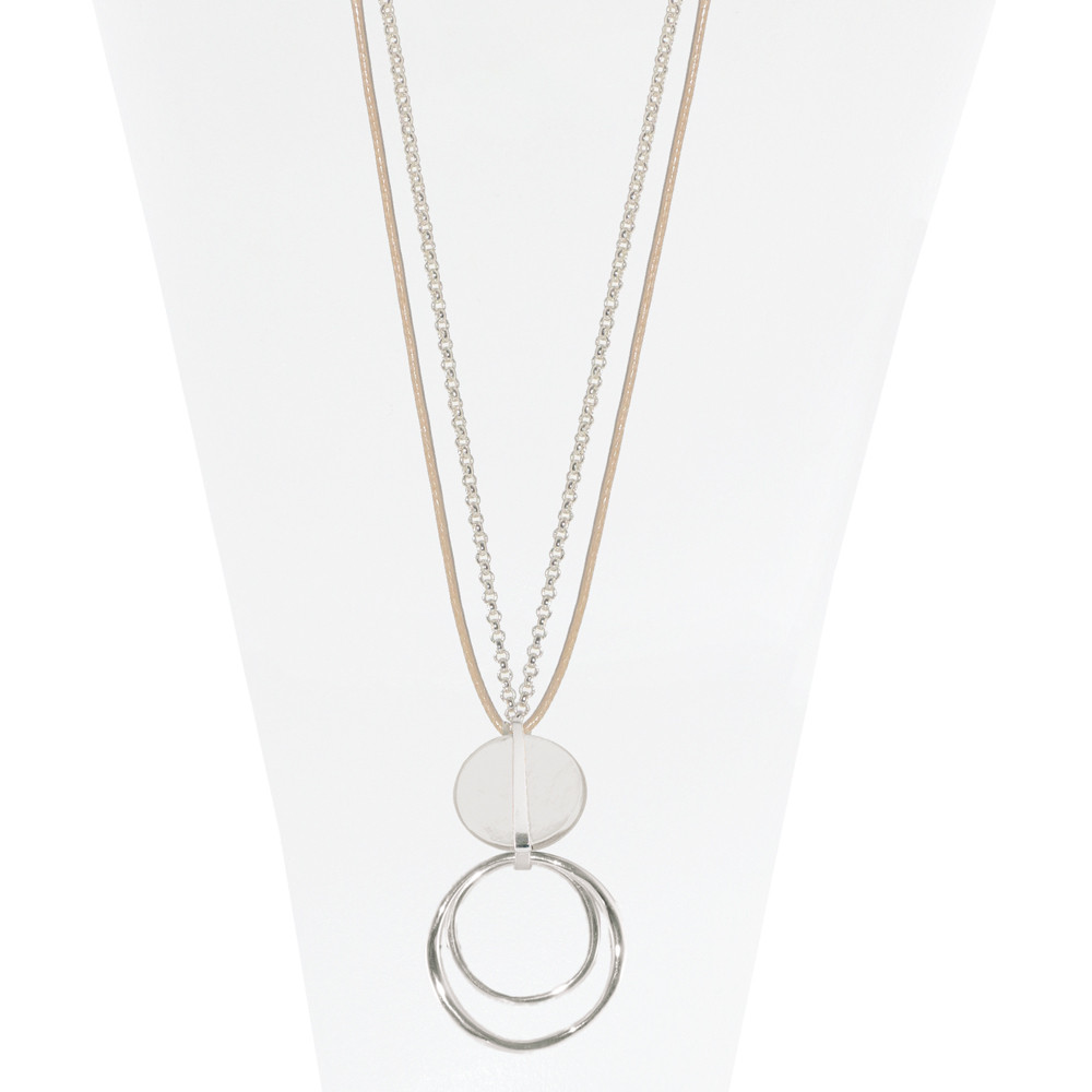 Necklace White 13-088064
