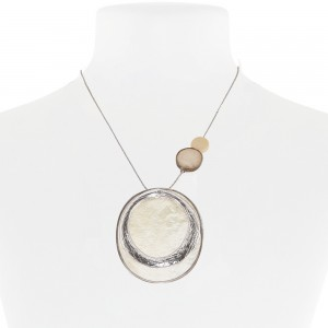 Necklace White 21-088408