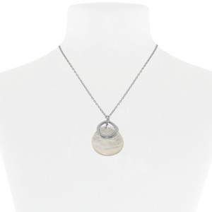 Necklace White 21-088514
