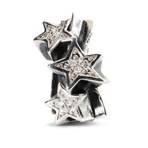 Trollbeads – Shooting Stars Bead – 51750