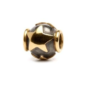 Trollbeads – Stars, Silver and Gold – 41809