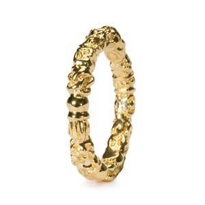 Trollbeads – Troll Ring, Gold – R2102