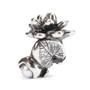 Trollbeads – Water Lilies of July Bead – 51744