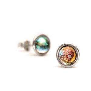 Trollbeads – Big Iris Earrings – 56108