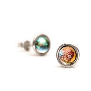 Big Iris Earrings