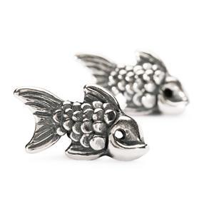 Trollbeads – Carp Earrings – 16207
