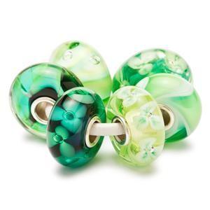Trollbeads – Crispy Green Kit – 63041