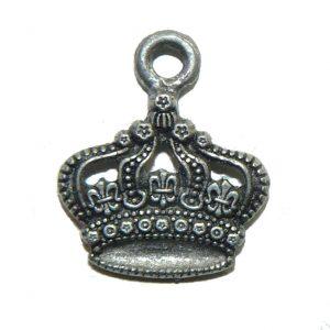 Crown - Pewter Charm