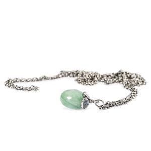 Trollbeads - Fantasy Necklace, Emerald