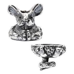 Trollbeads – Fantasy Mouse Pendant – TAGPE-00040