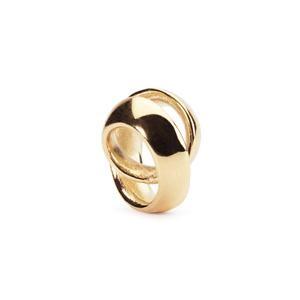 Trollbeads – Neverending Bead, Gold – 21827