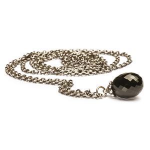 Trollbeads - Fantasy Necklace, Onyx
