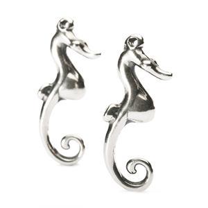 Seahorse Couple Earring