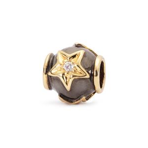 Stars Bead, Gold And Diamond