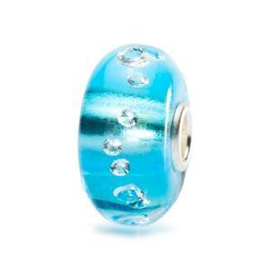 Trollbeads – The Diamond Bead, Iceblue – 81008