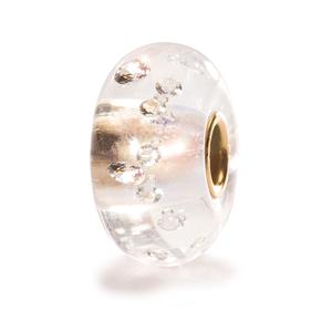 The Diamond Bead with Gold Core