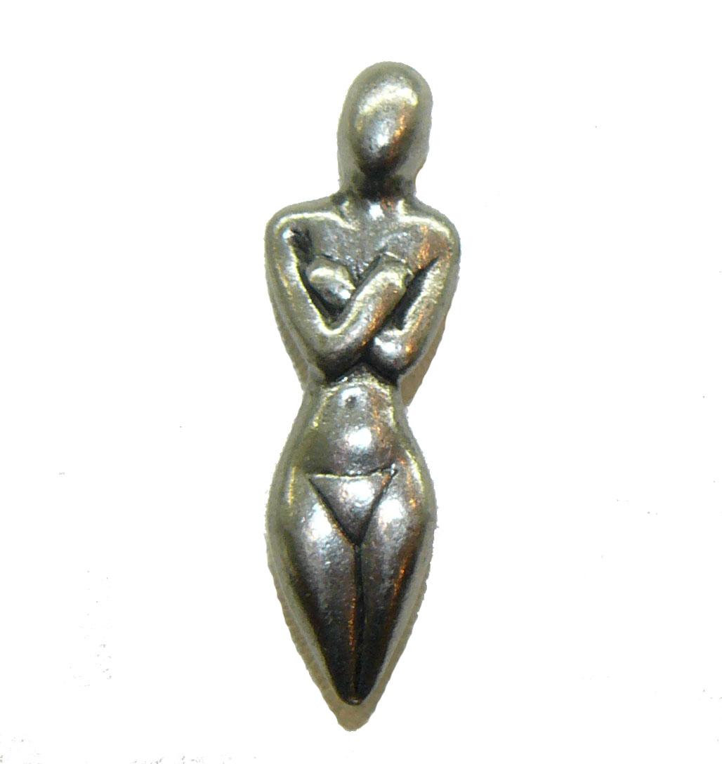 Women - Pewter Bead