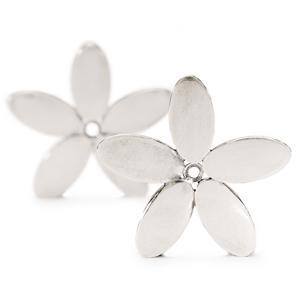 Wood Anemone Earrings