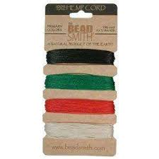 Primary Colors Hemp Card 20lb