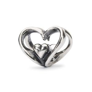 Trollbeads – Heart to Heart – TAGBE-10202