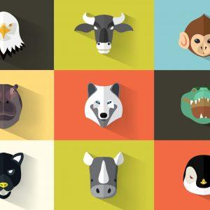 Animals - Charms