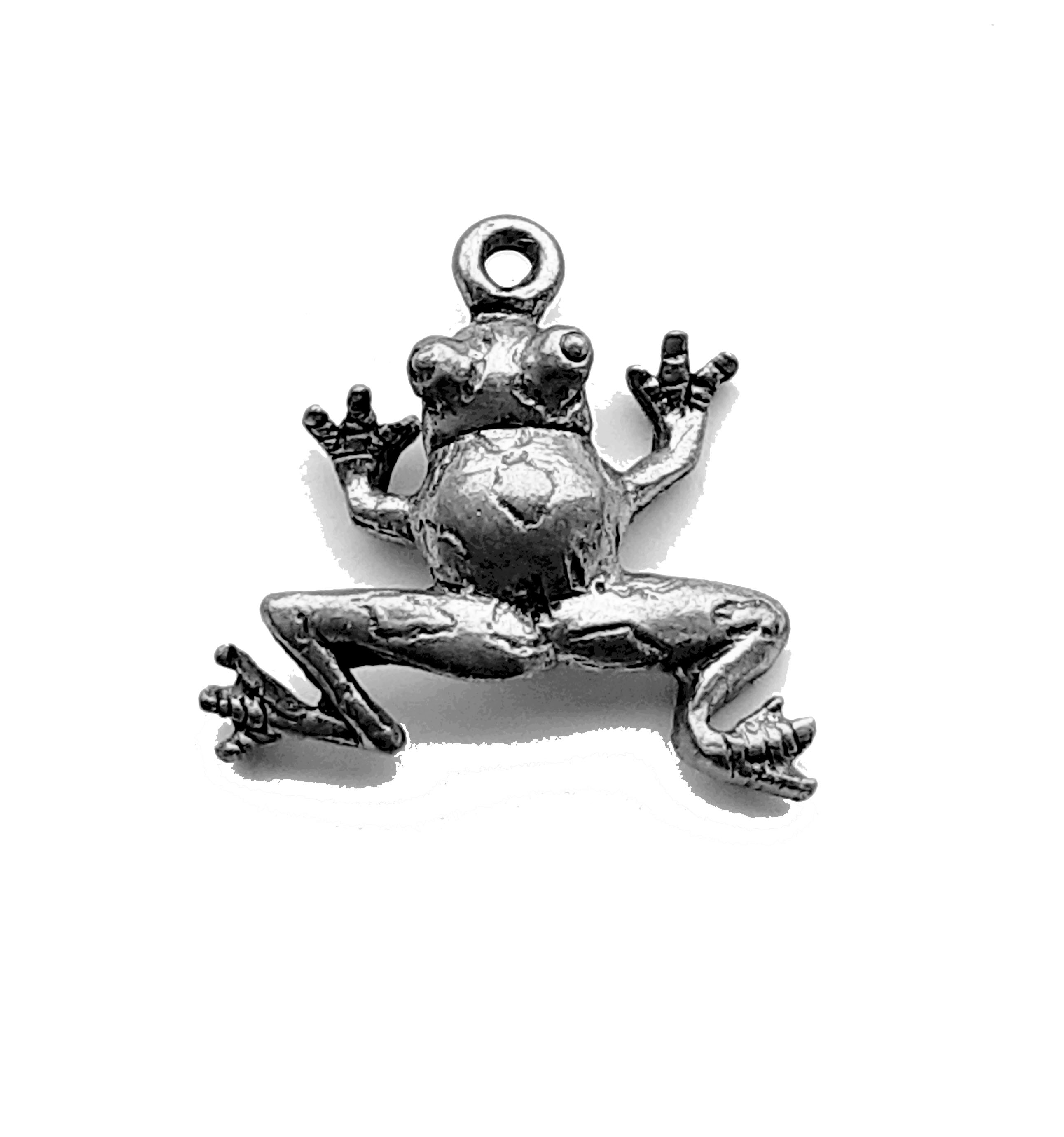 chubby Pewter charms