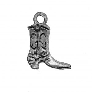 Cowboy Boot – Pewter Charm