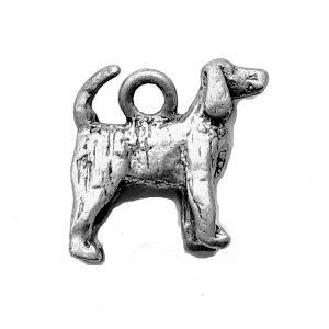 Dog – Pewter Charm