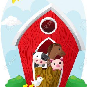 Farm Animal Charms