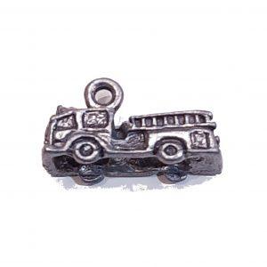 Fire Truck – Pewter Charm