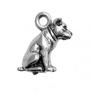 Good Dog – Pewter Charm