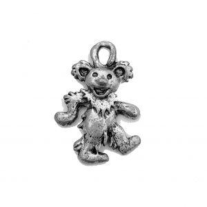 Grateful Dead Bear – Pewter Charm