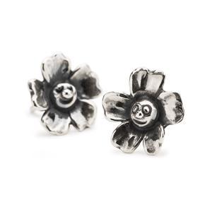 Trollbeads – Flower Studs #00107