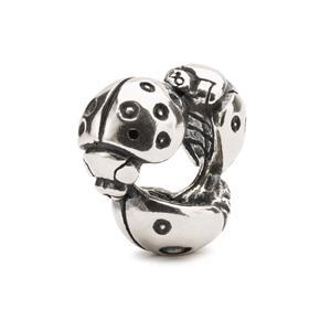 Trollbeads – Ladybugs – TAGBE-20213