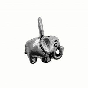 Little Elephant – Pewter Charm