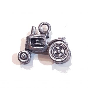 Old Tractor – Pewter Charm
